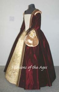 renaissance gowns
